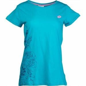 Lotto ELSA modrá XS - Dámské triko