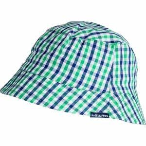 Lewro LUMAR modrá 8-11 - Dětský klobouček