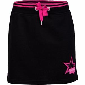 Lewro VASJA černá 164-170 - Dívčí sukně