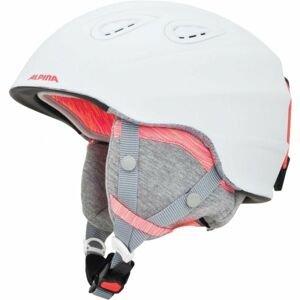 Alpina Sports GRAP 2.0 LE bílá (57 - 61) - Unisexová lyžařská helma