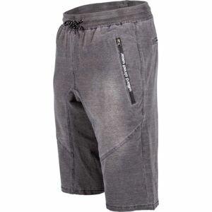 Willard ZAB šedá M - Pánské šortky