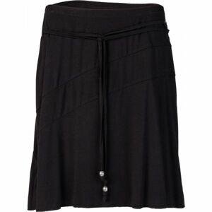 Willard ROSETTE černá L - Dámská sukně