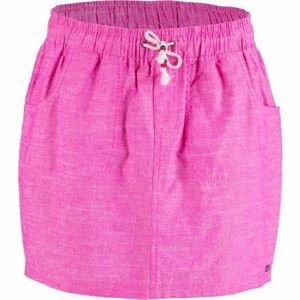 Willard CIALI růžová 36 - Dámská plátěná sukně