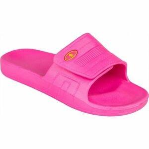 Salmiro ZENIKA růžová 34 - Dětské pantofle