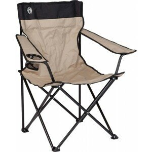 Coleman STANDARD QUAD CHAIR béžová NS - Skládací židle