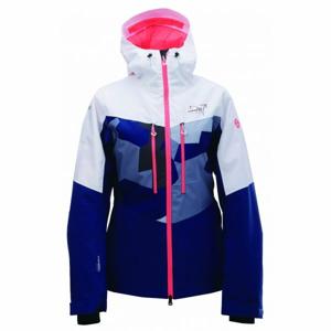 2117 LUDVIKA - ECO bílá 36 - Dámská lyžařská bunda
