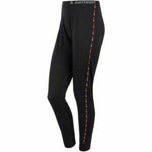 Sensor MERINO AIR černá L - Dámské spodní kalhoty