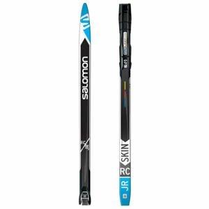 Salomon RC JUNIOR SKIN + PLK ACCESS  175 - Klasické bežecké lyže s podporou stoupání