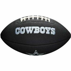 Wilson MINI NFL TEAM SOFT TOUCH FB BL DL   - Mini míč na americký fotbal