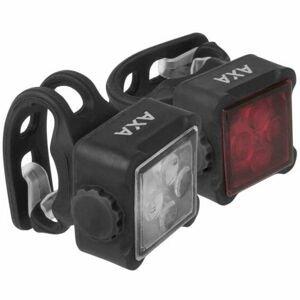 AXA NITELINE 44-R  NS - Set předního a zadního světla na kolo