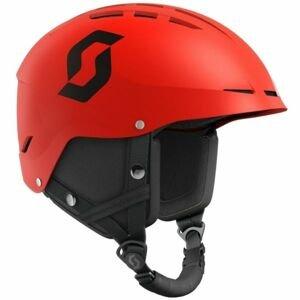 Scott APIC červená (55 - 59) - Lyžařská helma