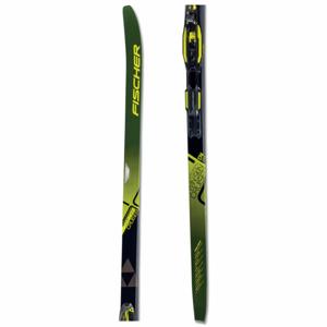 Fischer TWIN SKIN CRUISER EF + TOUR STEP-IN IFP  184 - Běžecké lyže na klasiku s podporou stoupání