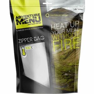 ADVENTURE MENU ZIPPER BAG  NS - Sáček pro ohřev jídla