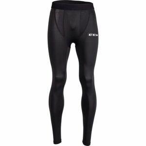 CCM PERF COMPRESSION PANT SR  M - Pánské funkční kalhoty