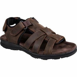 Numero Uno MERCUS hnědá 45 - Pánské sandály