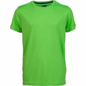 Kensis REDUS světle zelená 116-122 - Chlapecké sportovní triko