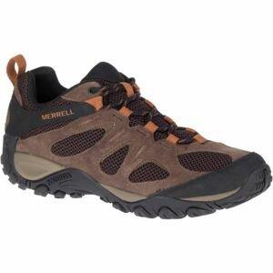 Merrell YOKOTA 2 hnědá 10 - Pánské outdoorové boty
