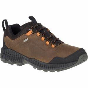 Merrell FORESTBOUND WP hnědá 10 - Pánské outdoorové boty
