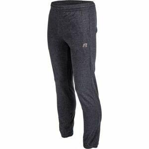 Russell Athletic JERSEY PANT tmavě šedá XL - Pánské tepláky