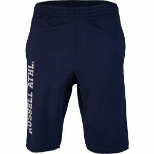 Russell Athletic RUSSELL SHORT tmavě modrá XXL - Pánské šortky