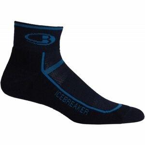 Icebreaker MULTISPORT LIGHT MINI černá L - Pánské sportovní ponožky