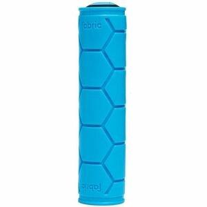 Fabric SILICONE modrá NS - Nasouvací gripy