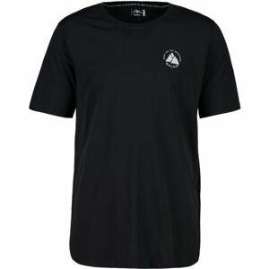 Maloja SASSAGLM černá S - Multisportovní triko
