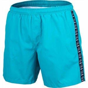 Lotto L73 II SHORT BEACH PL modrá M - Plavecké šortky