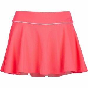 Lotto TENNIS TEAMS SKIRT PL G růžová XS - Dětská sukně
