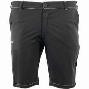 ALPINE PRO ANASS 2 černá 52 - Pánské šortky