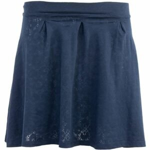 ALPINE PRO XYLANA 2 tmavě modrá L - Dámská sukně