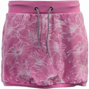 ALPINE PRO KSIA růžová M - Dámská sukně
