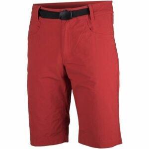Northfinder GRIFFIN červená S - Pánské šortky