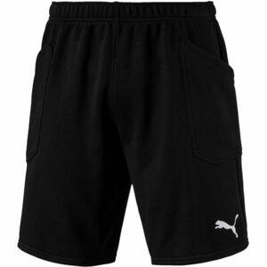 Puma LIGA CASUAL SHORTS černá XS - Pánské šortky