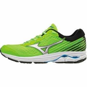 Mizuno WAVE RIDER 22 zelená 11.5 - Pánská běžecká obuv