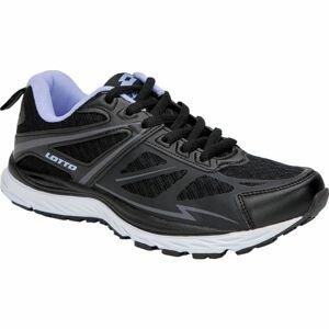 Lotto NIPPON černá 40 - Dámská běžecká obuv