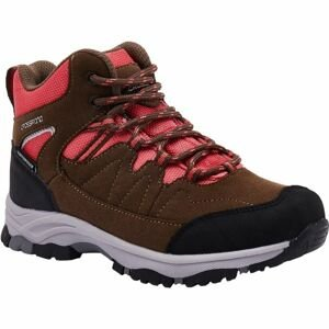 Crossroad DISCO růžová 32 - Dětská treková obuv