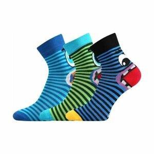 Voxx TLAMÍK zelená 17-19 - Chlapecké ponožky
