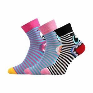 Voxx TLAMÍK černá 20-22 - Dívčí ponožky