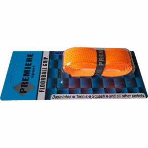 HS Sport FLORBAL73 PERFOROVANÁ oranžová NS - Omotávka florbalové hole