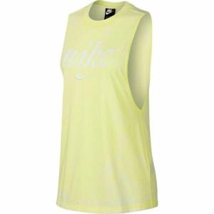Nike NSW TANK WSH žlutá XS - Dámské tílko