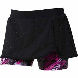 Axis FITNESS SKIRT GIRL černá 164 - Dívčí fitness sukně