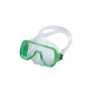 Saekodive M-M 102 P zelená  - Potápěčská maska