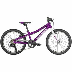 Bergamont BERGAMONSTER fialová 20 - Dětské horské kolo