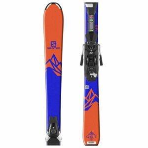 Salomon QST MAX JR M + L7  140 - Juniorské sjezdové lyže