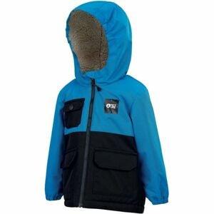 Picture SNOWY modrá 4 - Dětská zimní bunda