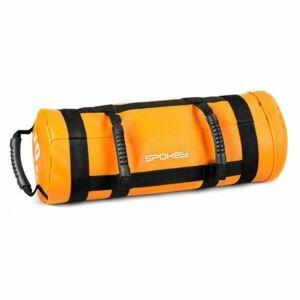 Spokey EXERCISE BAG WITH GRIPS 10KG žlutá 10 KG - Posilovací vak