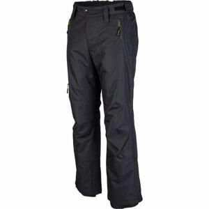 Willard FERGUS černá M - Pánské lyžařské kalhoty
