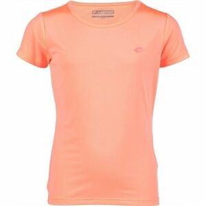 Lotto VIVI oranžová 140-146 - Dívčí sportovní tričko