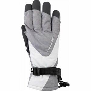 Willard BEATRIX šedá M - Dámské lyžařské rukavice